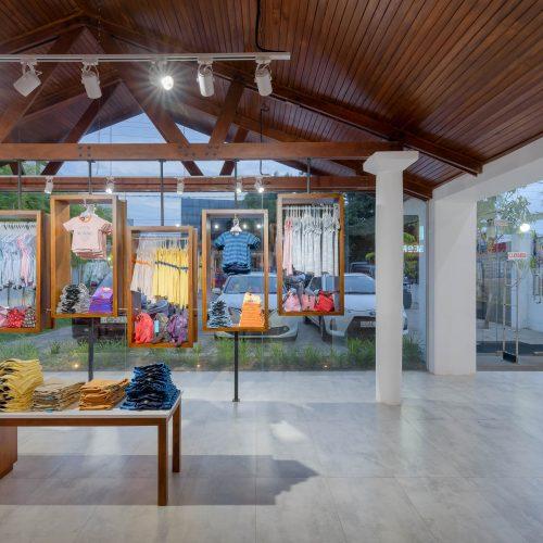 Junior George Showrooms Interior