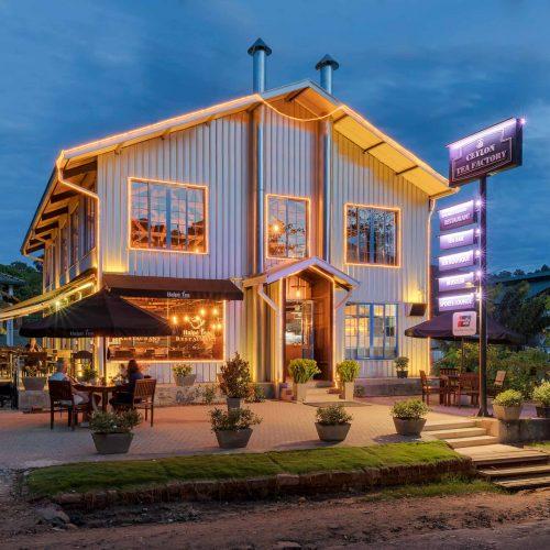 Ceylon Tea Factory Restaurant Ella