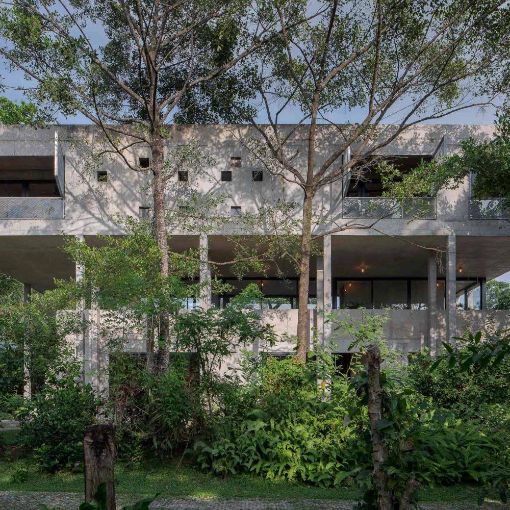 Bigtree Small Plants Architect Pulasthi Wijekoon DG5 Sri Lanka