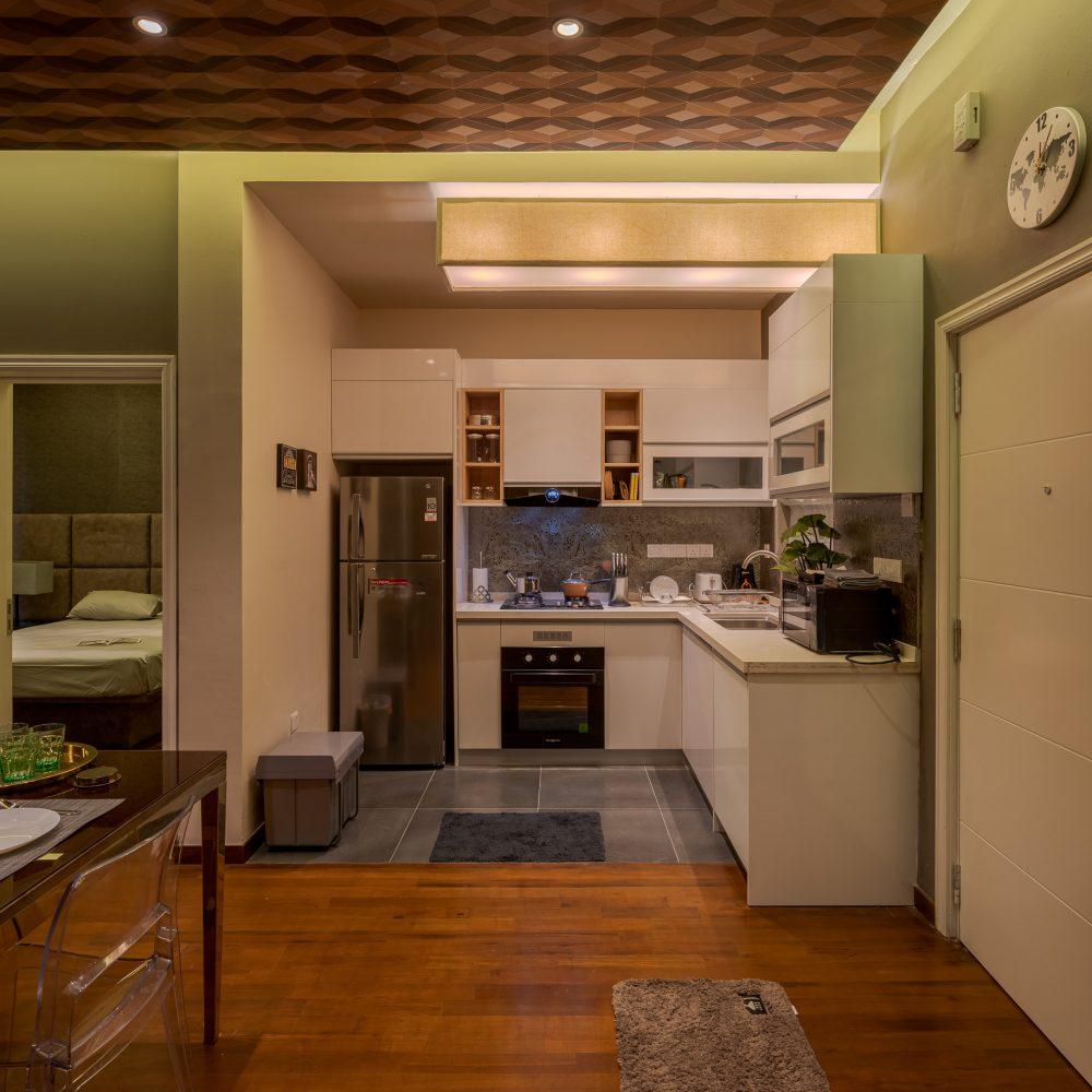 Apartment in Mount Lavinia Interior