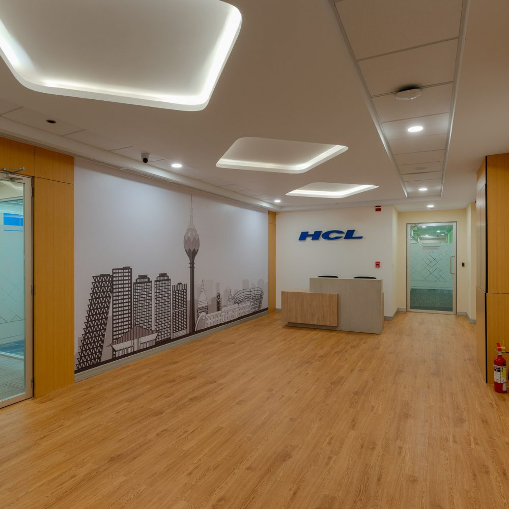 HCL WIDAC Interior Sri Lanka